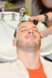 hairdresser fotos de stock