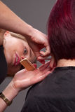 Hairdresser Stock Images