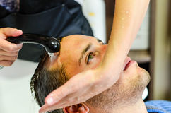 hairdresser fotos de stock royalty free