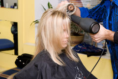 Hairdresser's Stock Images