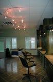 Hairdresser's studio. Hairdressing studio Stock Image