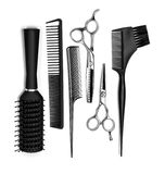 Hairdresser tools Stock Photography