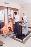 Hairdressers Royalty Free Stock Photo