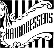 Hairdressers Stock Image