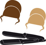Hairdressers business Royalty Free Stock Image