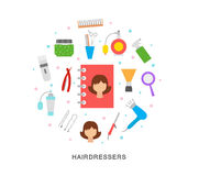 Hairdressers Stock Photos