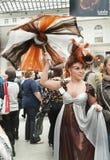 hairdresses 1 конкуренции Стоковое Фото