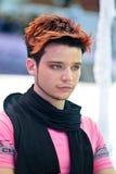 Hairdressing διαγωνισμός Στοκ εικόνα με δικαίωμα ελεύθερης χρήσης