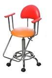 Hairdressing καρέκλα για τα παιδιά Στοκ εικόνα με δικαίωμα ελεύθερης χρήσης