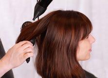 hairdressing Στοκ Φωτογραφία