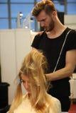 hairdressing Стоковая Фотография RF