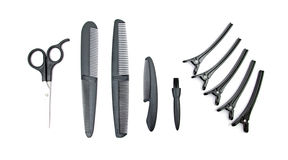 Hairdressing equipment Royalty Free Stock Photo