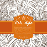 Hairdressing. Icon design, vector illustration eps10 graphic vector illustration