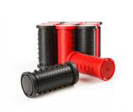 Hairdressing rollers Stock Images
