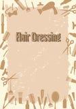 Hairdressing salon Royalty Free Stock Photo