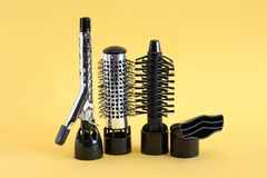 Hairdressing Set Royalty Free Stock Photography