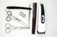 Hairdressing tool Stock Image