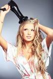 Hairdryer Stock Photo