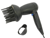 Hairdryer Royalty Free Stock Images