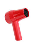 Hairdryer On White Stock Photography