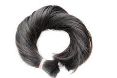 Hairline besnoeiing Royalty-vrije Stock Afbeelding