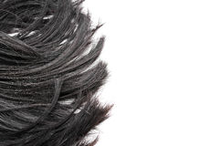 Hairline cut Royalty Free Stock Photography