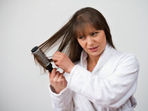 HairLoss Stockbild