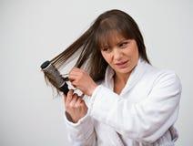 HairLoss Stock Image