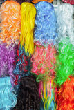 Hairpiece colorful Royalty Free Stock Image