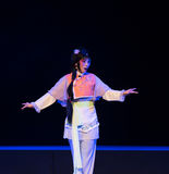 "Hairpin пурпура maidservant---мечты opera""four Цзянси  linchuan†Стоковые Изображения"