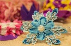 hairpins для красоты Стоковое Фото