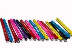 Hairpins kobiety Obrazy Stock