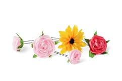Hairpins są handmade Fotografia Royalty Free