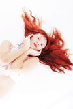 Hairs spa Stock Image