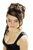 Hairstyle Royalty Free Stock Photography