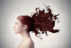 Hairstyle Stock Photography