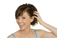 Hairstyle Stock Image