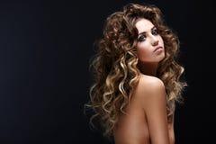 hairstyle Imagenes de archivo