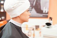 hairstyle Foto de archivo