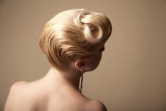 hairstyle Imagem de Stock