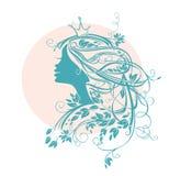 hairstyle vector illustratie