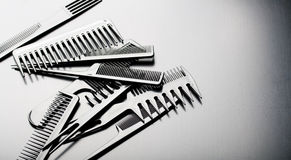 Hairstyle accessories Stock Photo