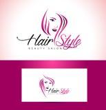 Hairstyle Salon Logo Design