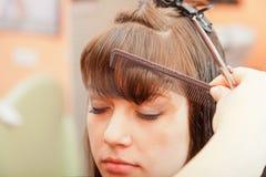 hairstyles Foto de Stock Royalty Free