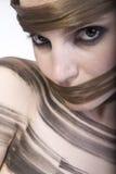 Hairwave royalty free stock photography
