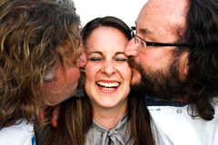 The Hairy Bikers Stock Photo