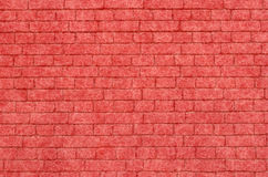 Hairy brick wall Stock Images