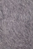 Hairy fabric macro Stock Photography