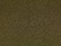 Hairy green carpet background Stock Images
