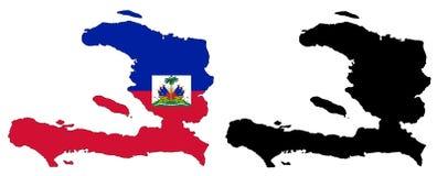 Haiti Ilustração Stock